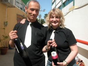 אורנה ויורם צ'ילאג משיקים את הטעם הנפלא של 2009